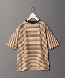 <6(ROKU)>BORDER T-SHIRT/Tシャツ
