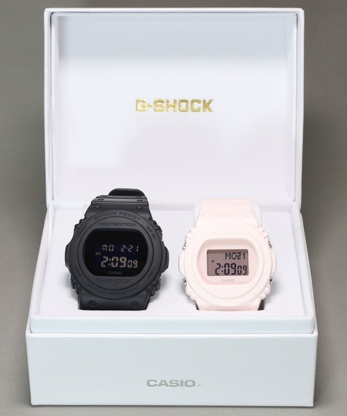 気質アップ Pair Model/ DW-5750E-1BJF Model DW-5750E-1BJF × × BGD-570-4JF(腕時計)|G-SHOCK(ジーショック)のファッション通販, BALANCEDESIGN:08b396d4 --- munich-airport-memories.de