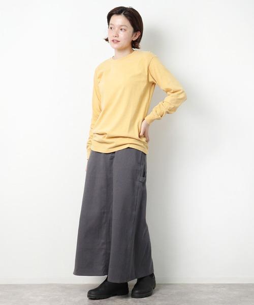 【 COMFORT COLORS / コンフォート カラーズ 】6.1オンス ガーメントダイロングスリーブシャツ 6014