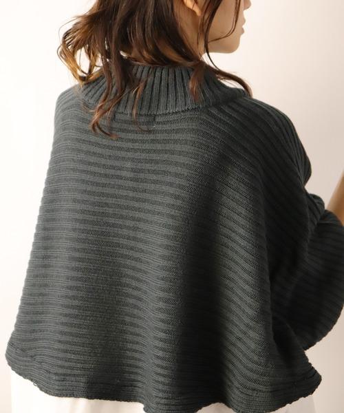 BITTOKO(ビットコ)の「シャツレイヤードプルオーバー(ニット/セーター)」 詳細画像