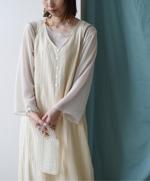 レイヤードマルチWAYドレス