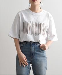 スティックPTTシャツオフホワイト