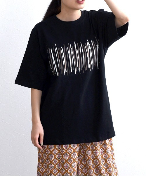スティックPTTシャツ