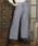 Louches(ルーシュ)の「リブニットリラックスパンツ(その他パンツ)」|詳細画像