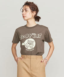 <Cat's ISSUE>TOBY THE CAT Tシャツ Ψ