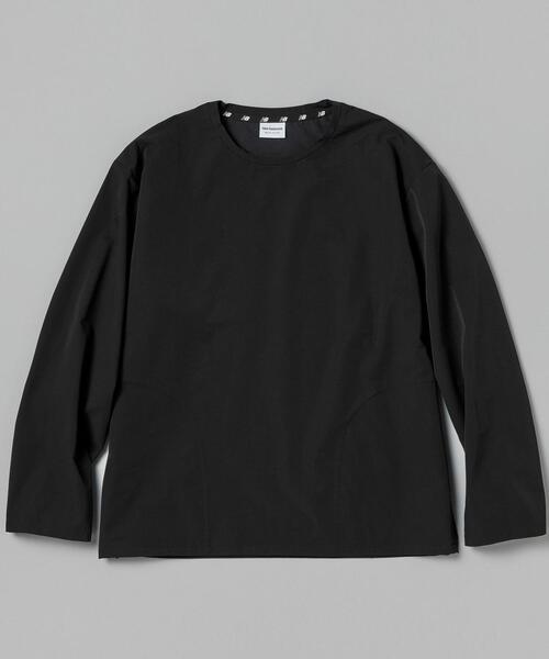 <New Balance(ニューバランス)>【別注】WTT ロングスリーブTシャツ†
