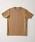 UNITED TOKYO(ユナイテッドトウキョウ)の「テクノラマスムースクルーネックカットソー(Tシャツ/カットソー)」|ベージュ