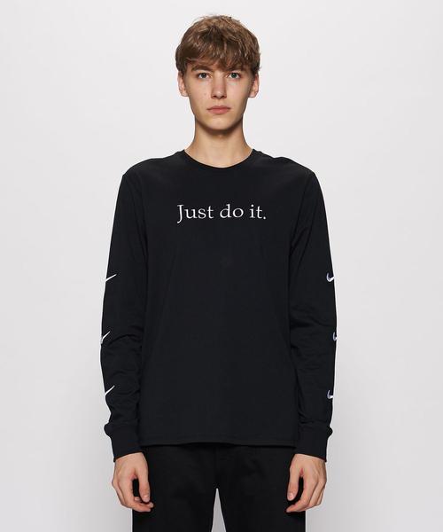 <NIKE> JDI L/S TEE/Tシャツ