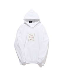 N.HOOLYWOOD(エヌハリウッド)のN.HOOLYWOOD SPRING & SUMMER 2019 COLLECTION LINE HOODIE PRINTED ON FRONT(パーカー)