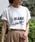HER CLOSET(ハークローゼット)の「【HERCLOSET】【1mile/ワンマイルウェア】◆WEB限定◆プリントロゴTシャツ/リラックスウェア(Tシャツ/カットソー)」 ホワイト系その他2