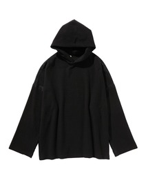 SPRING2020 REVERSIBLE HOODED SWEATSHIRTブラック