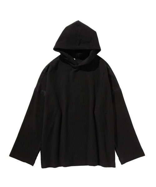 SPRING20120 REVERSIBLE HOODED SWEATSHIRT