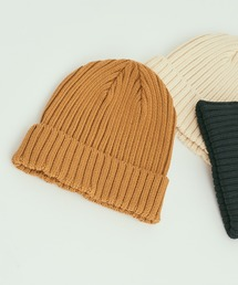 【KIJIMA TAKAYUKI/キジマ タカユキ】knit cap(ニットキャップ/ビーニー)