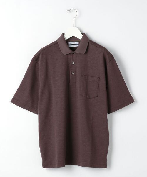 CSM ソロテックス ラミー 半袖 ポロシャツ