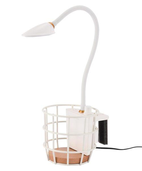 USB ワイヤーバスケットライト