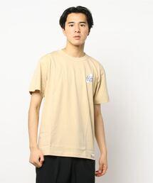 【 STARTER / スターター 】 キャラクターグラフィックTシャツ プリントTシャツ 半袖 X58708J BNUベージュ