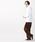 WEGO(ウィゴー)の「WEGO/サイドリブ起毛プルパーカー(パーカー)」|詳細画像