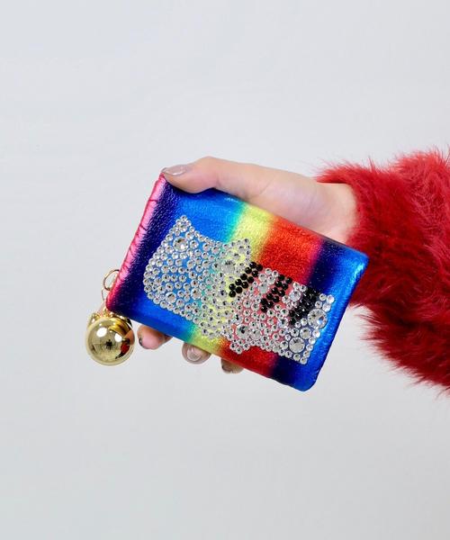 驚きの値段で キラネコ 折財布(財布)|tsumori chisato CARRY(ツモリチサトキャリー)のファッション通販, おかしのマーチ:f4066f16 --- wm2018-infos.de