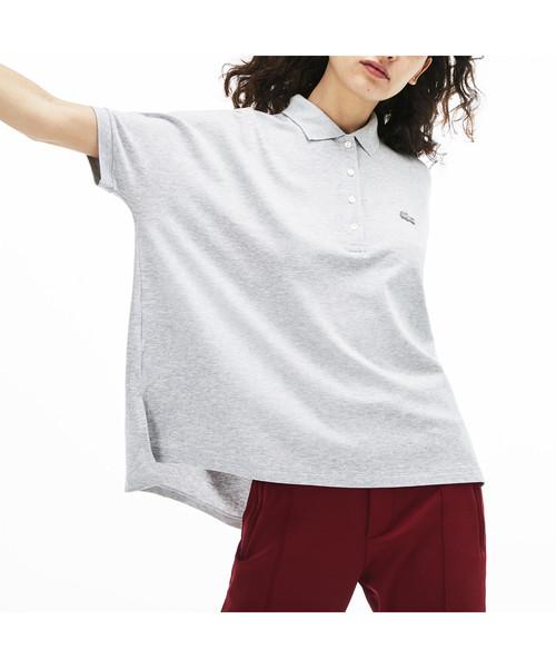 熱販売 【セール】ボックスシルエットポロ(ポロシャツ) LACOSTE(ラコステ)のファッション通販, アイラブルージュ 矢尾百貨店:102461cb --- wiratourjogja.com