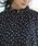 MAKER'S SHIRT KAMAKURA(メーカーズ シャツ カマクラ)の「【鎌倉シャツ×ViS】ジョーゼットスタンドフリルブラウス(シャツ/ブラウス)」 詳細画像