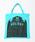 HOLIDAY(ホリデイ)の「SPELL BAG スペルバッグ(トートバッグ)」|ブルー