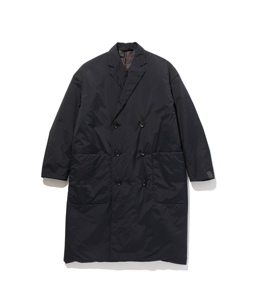 FALL2019 DOUBLE BREASTED LONG COAT