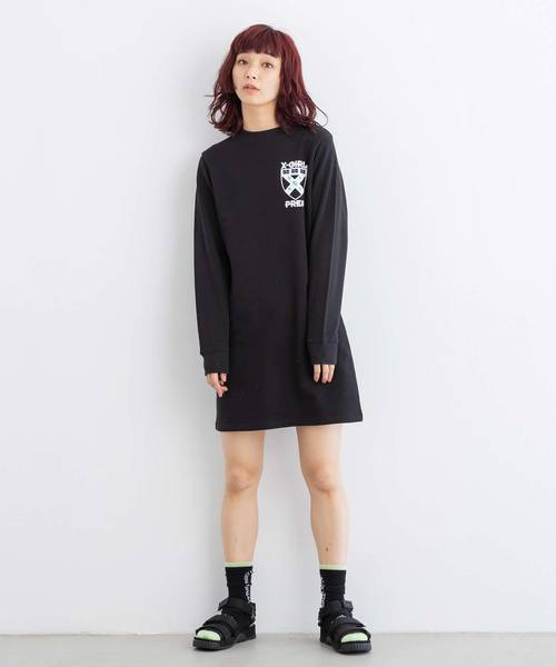 PREP COMPACT SWEAT DRESS