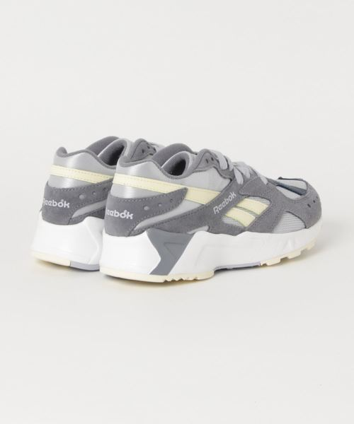 Reebok AZTREK MA 90S (GREY/WHT/BLUEHILLS/YELLOW)