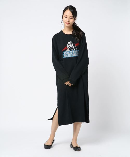LADYLAND ACADEMY刺繍ワンピース
