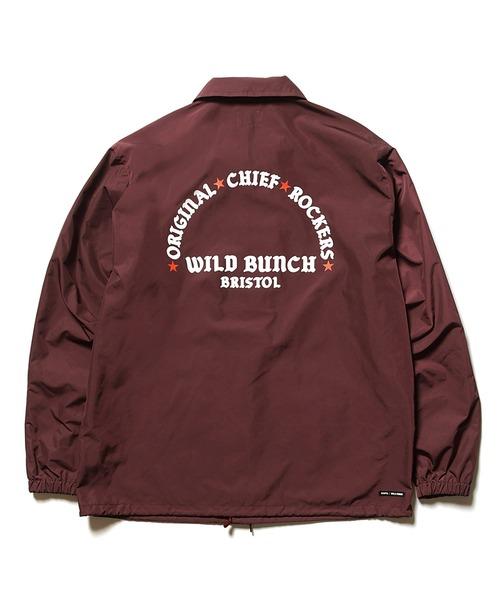 人気カラーの WILD BUNCH BUNCH COACH COACH JACKET(ナイロンジャケット)|SOPHNET.(ソフネット)のファッション通販, スペシャルオファ:45c71e18 --- ascensoresdelsur.com