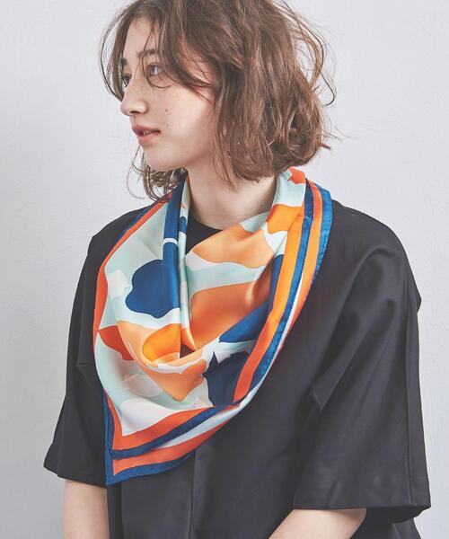 <manipuri(マニプリ)>スカーフ L★
