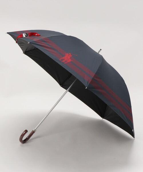 """晴雨兼用傘 """"ボーダー"""""""