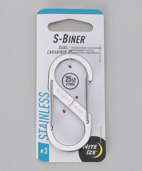 <NITEIZE>S-BINER 3/カラビナ