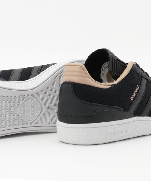 adidas BUSENITZ (コアブラック)