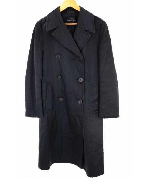 トミカチョウ 【ブランド古着】AD1995 95AW 裏地キルティングロングコート(ピーコート)|tricot des tricot 95AW COMME des GARCONS(トリココムデギャルソン)のファッション通販 - USED, 亜東書店-:c8fb773e --- wm2018-infos.de