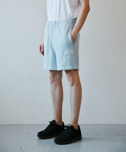 ROTTWEILER(ロットワイラー)の「Pastel Sweat Shorts(パンツ)」|サックスブルー