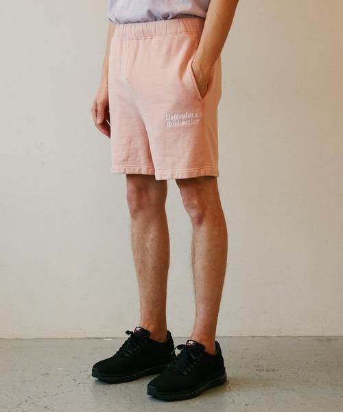 ROTTWEILER(ロットワイラー)の「Pastel Sweat Shorts(パンツ)」|ピンク
