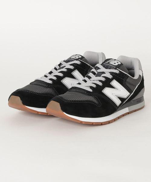New Balance(ニューバランス)の「CM996(スニーカー)」|ブラック