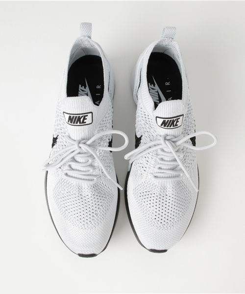 NIKE AIR ZOOM MARIAH FLYKNIT RACER (PURE PLATINUM/WHITE) 【SP】