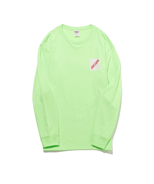 N.HOOLYWOOD SPRING & SUMMER 2019 COLLECTION LINE N.HOOLYWOOD × JERZZES COLLABORATION LONG SLEEVE T-SHIRT PRINTED ON BACK