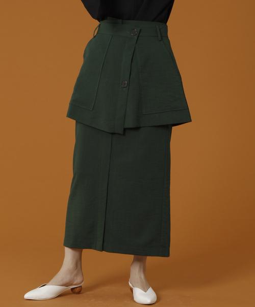 特別セーフ 【セール】Soffitto/重ね3wayスカート(スカート)|soffitto(ソフィット)のファッション通販, カッタグン:61f52566 --- frizou.com