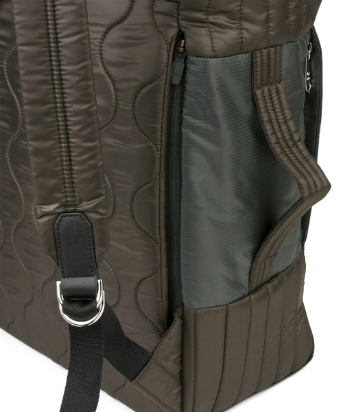 QUILTED BACKPACK / 873625 V570