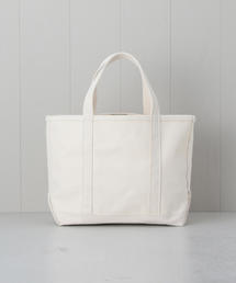 <L.L.Bean>TOTE BAG M WHITE/バッグ.
