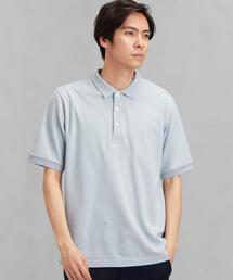 CM A/S ポンチ ロゴ SS ポロシャツ <汗染み防止>