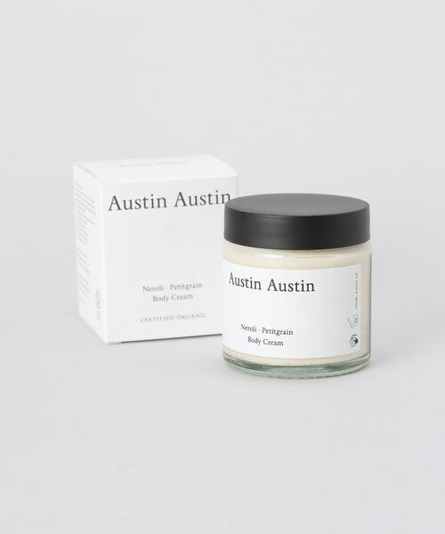 <Austin Austin>NEROLI & PETITGRAIN BODY CREAM/ボディクリーム.