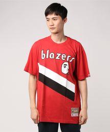 BLAZERS BAPE TEE M(Tシャツ/カットソー)