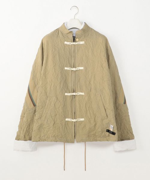 熱販売 RIB CHINA JACKET(その他アウター)|FACETASM(ファセッタズム)のファッション通販, S1サイクル:57752f06 --- mailru.imp-v.ru