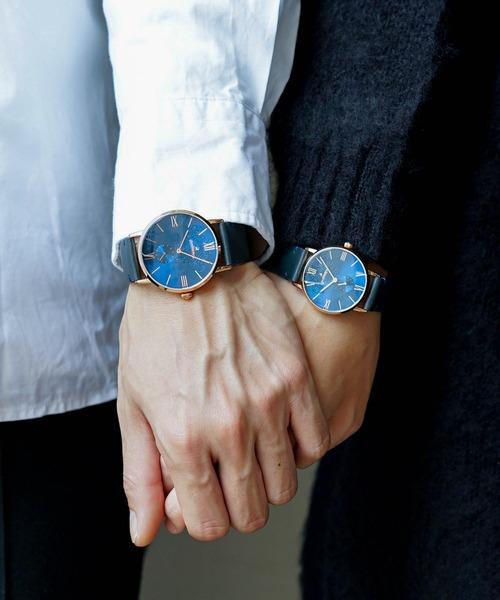Orobianco(オロビアンコ)の「【Orobianco】オロビアンコ シンパティコ/シンパティア ウォッチ(アナログ腕時計)」|ネイビー
