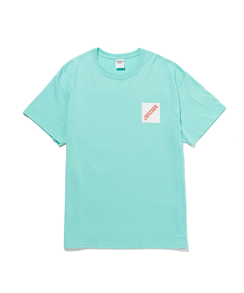 N.HOOLYWOOD SPRING & SUMMER 2019 COLLECTION LINE N.HOOLYWOOD × JERZZES COLLABORATION SHORT SLEEVE T-SHIRT PRINTED ON BACK