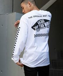 VANS(バンズ)の別注:VANS/ヴァンズ THE ORIGINAL EST.1966 LOGO L/S T-Shirts ロンT(Tシャツ/カットソー)